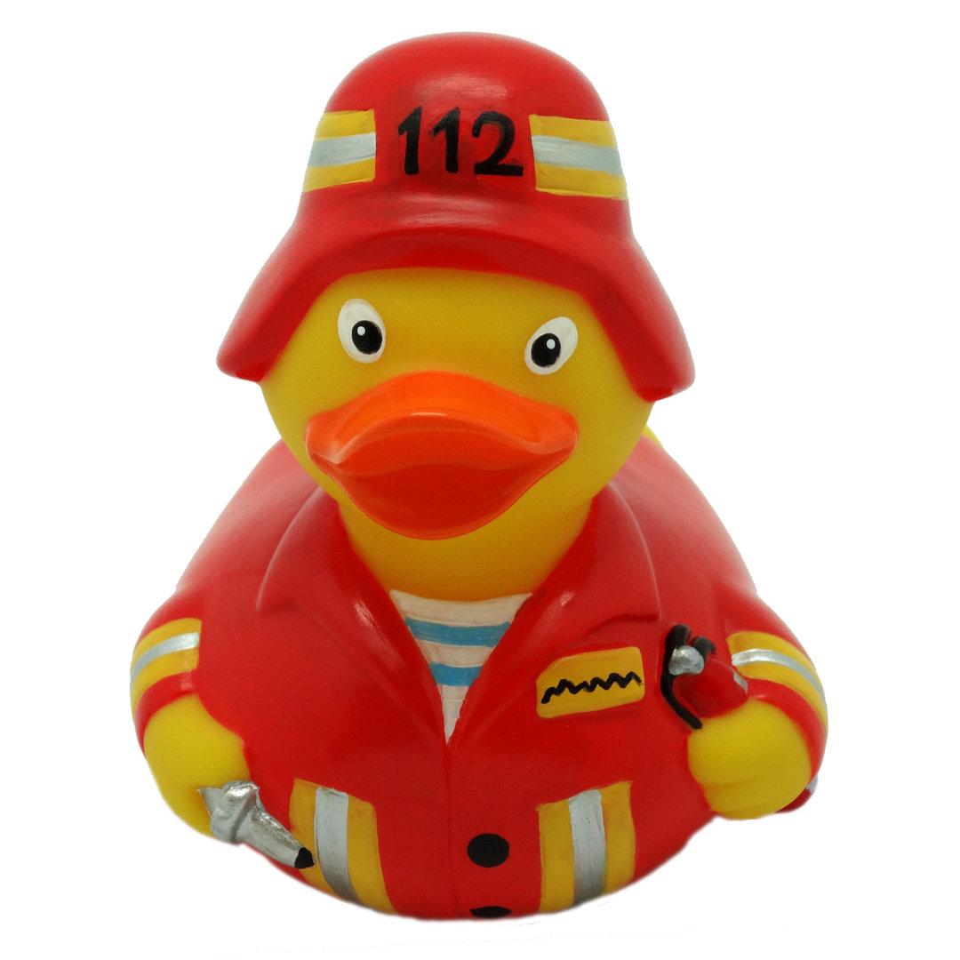 LiLaLu Badeente Feuerwehr