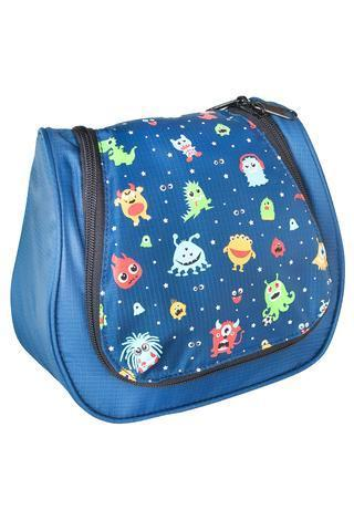 Washbag Kids funny Monster Kulturtasche, Grüezi-Bag