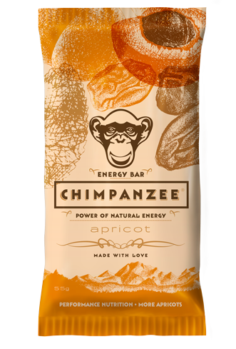 Energy Bar Vegan Aprikose, Chimpanzee