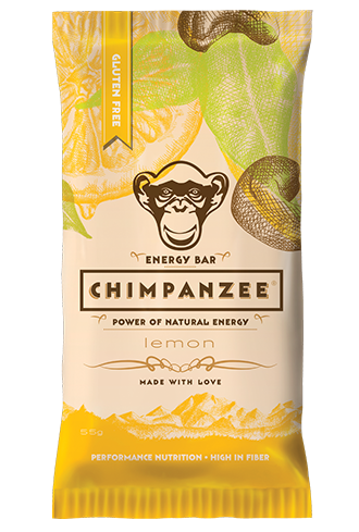 Energy Bar Vegan Zitrone, Chimpanzee